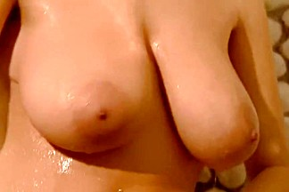 Sensual Jane Busty Natural Tits 2