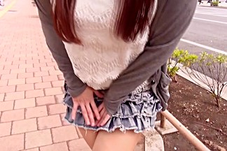Exotic Japanese model Yuu Shinoda, Hikaru Shiina, Mio Mikura, Eri Makino in Fabulous upskirts, close-up JAV movie