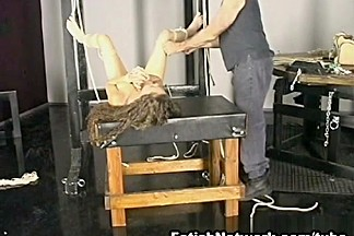 FetishNetwork Video: Nicole Bound To Extreme
