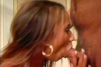 Tanned honey has her cum-hole plowed