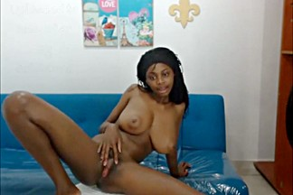 Incredible afro-latina body  free colombian
