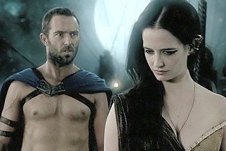 300 Rise of an Empire (2014) Eva Green