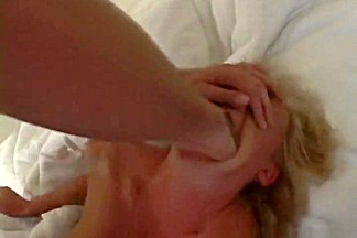Crazy pornstar Ashley Blue in amazing facial, college sex scene