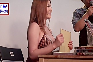 Hottest Japanese girl Momoka Nishina in Exotic big tits, live shows JAV clip