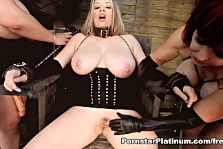 Sexy Vanessa in Big Boss Big Tits - PornstarPlatinum