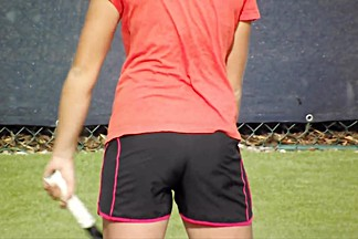 Laura Robson, Tennis Player - Perfect Arse