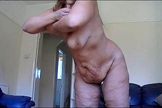 Bbw curvy saggy webcam 134
