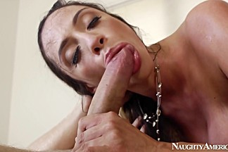 Ariella Ferrera & Danny Wylde in My Friends Hot Mom
