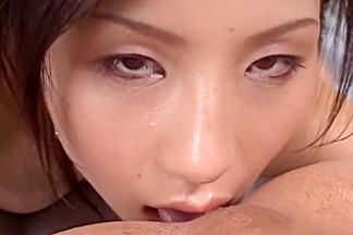 Incredible Japanese girl in Exotic JAV uncensored Co-ed movie