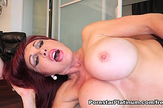 Sexy Vanessa In Sealing The Deal with Asante - PornstarPlatinum