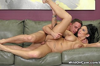 Lylith LaVey in Hot and FUCKING - WildOnCam