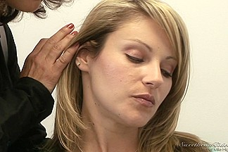 Lesbian Office Seductions #02, Scene #02