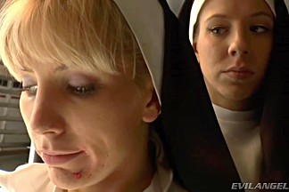 Hot Nuns in Trouble
