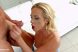 Dripping creampie scene with Kristal Kaytlin by All Internal