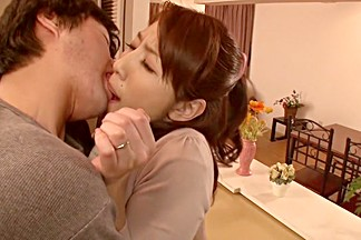 Hottest Japanese chick Misa Yuuki in Horny small tits, skinny JAV movie