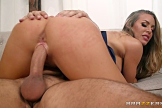 Nicole Aniston & Keiran Lee in Team Player - Brazzers