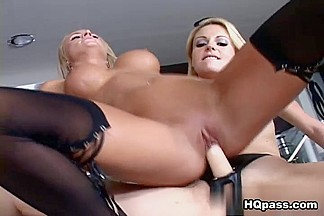 Samantha Ryan, Brooke Belle in Ladyfingers Video
