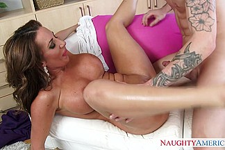 Richelle Ryan & Richie Black in Seduced by a Cougar