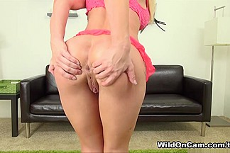 Amy Brooke in Amy Brooke Live - WildOnCam