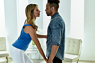 Jillian Janson in Sneaky White Devil - TeensLoveBlackCocks