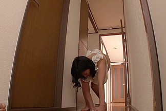 Megumi Haruka in Trapped Married Woman 11 part 2.1