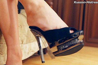 Russian-Mistress Video: Isabella Clark