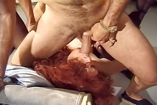 Pretty Rusty O'Bryan Double Penetrated