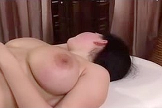 BUSTY CZECH BREASTS SHIONE COOPER ARE OILED AND MASSAGED