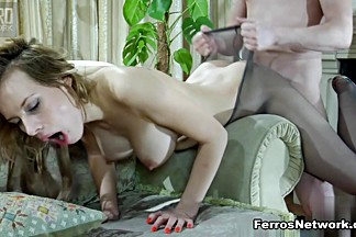 PantyhoseTales Video: Irene and Rolf
