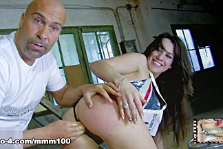 Shannya Tweeks in Arab Slut Brutally Fucked In The Loosetour - MMM100