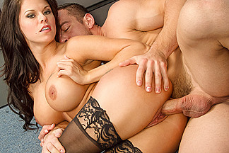 Peta Jensen & Johnny Castle in Naughty Office