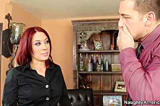 Jessica Ryan & Johnny Castle in Naughty Office