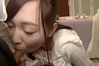 Horny Japanese girl Chiemi Yada in Exotic JAV scene