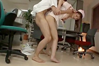 Fabulous Japanese girl Yuna Shiina in Hottest Fingering, Nurse/Naasu JAV scene
