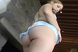 In Pigtails Getting Her Pussy Pounded