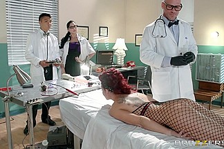Doctor Adventures: Masters of Fuck. Ryder Skye, Johnny Sins