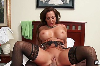 Young Stud Goes Balls Deep in His Own Step-Mom