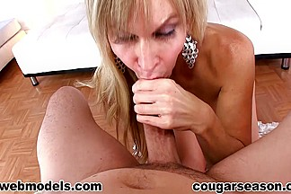 Erica Lauren in Getting Better With Age - CougarSeason