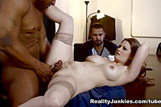 Best pornstars Prince Yahshua, Allison Moore in Horny Stockings, MILF xxx video