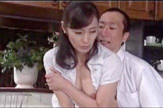 Japanese Mature Having Sex with Boss Husband 2