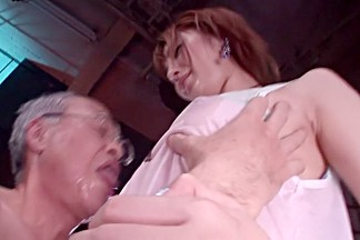 Hottest Japanese model Tsubasa Amami in Amazing JAV censored Cumshots, Hairy scene