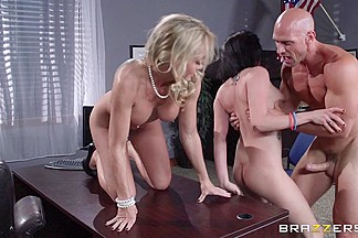 Milfs Like it Big: Caught With a Cock