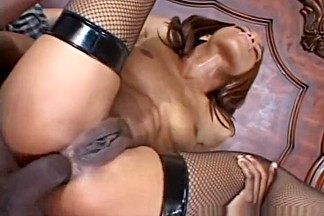 Exotic pornstar Marie Luv in fabulous brunette, lingerie xxx video