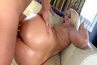 Amazing pornstar Katie Summers in best big butt, blonde sex video