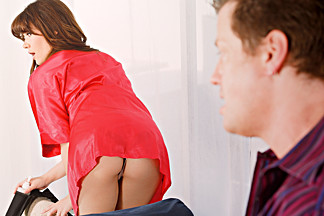 Alison Rey & Eric Masterson in Student Crush - FantasyMassage