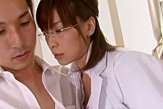 Crazy Japanese model Kaho Kasumi in Hottest Medical, Handjobs JAV scene