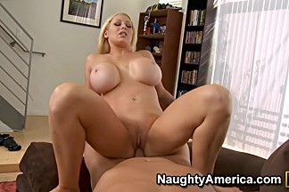 Candy Manson & Christian in House Wife 1 on 1