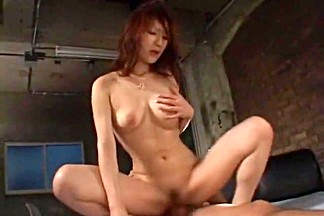 Exotic Japanese girl Natsu Ando in Amazing Rimming, Fingering JAV movie
