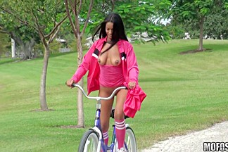 Adriana Milano - I Want To Ride My Bicycle