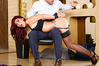 Monique Alexander & Johnny Castle in A Deep Cleaning - Brazzers